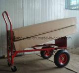 Стальная складывая вагонетка ручной тележки Hx-43