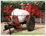 Rociador vendedor caliente del auge del pesticida de la maquinaria de granja del acoplado