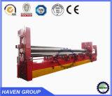 máquina superior universal W11S-20X6000 da placa do rolo da dobra e de rolamento