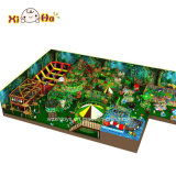 La cour de jeu bon marché place le matériel de parc à thème à vendre