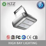 Iluminação elevada do louro do diodo emissor de luz Flb-300, iluminação industrial brilhante super, equivalente de 750W HPS, 33100lm, branco puro da luz do dia, luzes de inundação elevadas do louro do diodo emissor de luz de 60/90 de grau