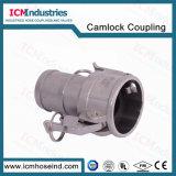 Adattatori rapidi dell'accoppiamento della serratura automatica della camma dell'acciaio inossidabile per il connettore del tubo flessibile