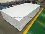 防水Plaswood PVC泡のボード1.22*2.44m