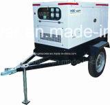 Mobiele Deutz Silent Generator Set met Ce (GF2-80KW)