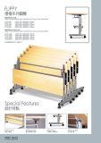 熱い営業所のFoldigの机(Flippy)表