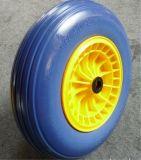 16 인치 외바퀴 손수레를 위한 플라스틱 PU 거품 바퀴 라이트급 선수