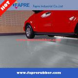 Stuoia di gomma costolata di gomma costolata fine dell'indennità della stuoia/automobile della pavimentazione