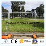 Fabbrica provvisoria mobile provvisoria della rete fissa di recinzione di obbligazione