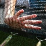 deporte del 15FT, aptitud, trampolín al aire libre con recinto de la seguridad