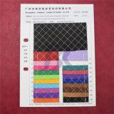 Poliertes quadratisches strukturiertes Faux PU-Leder für das Beutel-Verpacken
