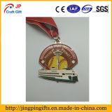 Fördernde kundenspezifische Athleten-Medaille