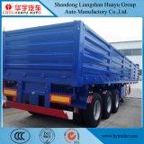 40 piedi 3 dell'asse di carico/contenitore di trasporto rimorchio multiuso semi per cino Truk con la serratura di torsione