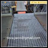 Piso de la plataforma de rejilla de acero galvanizado