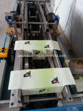 Semi-automática de papel de papel Carton Box Packaging Machine Equipment