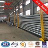Tubo cónico de acero de la galvanización