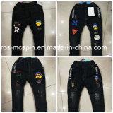 Vendita del Medio Oriente dei jeans dei bambini delle azione di prezzi bassi