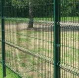 曲線の溶接された金網の塀の/3Dによって溶接されるパネルの塀の工場価格