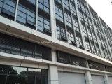 Vitrificação dobro Tempered Windows de alumínio e portas da classe residencial