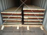 Tôles en acier inoxydable ASTM / plaque pour la construction navale