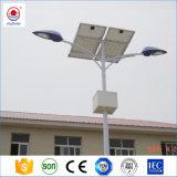Lampada di via solare di IP65 10m Palo 60W 80W con il certificato chiaro di Soncap del Ce del Palo/LED