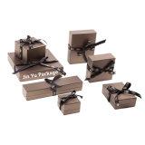 صلبة مغنطيس ورق مقوّى ورقة هبة مجوهرات يعبّئ صندوق مصنع