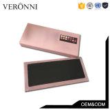 Hermosos encantadores del renacimiento 14 del rectángulo rosado más nuevo moderno del color componen la gama de colores del sombreador de ojos