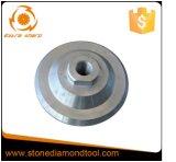 "4 polegadas 5/8 ""-11 Thread Alumínio Velcro polimento Back-up Pad"