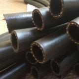 Hebei-stellen industrielle Gummischlauch-Lieferanten das 3.5 Zoll-schwarzen Gummiwasser-Schlauch zur Verfügung