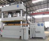 Yw28 Doppelt-verantwortliches Blatt-dehnbare hydraulische Maschine der Serien-100/150t mit vier Spalten