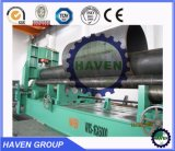 Máquina de rolamento hidráulica de dobra da máquina do rolo W11S-40X3200