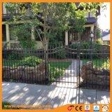 زخرفي سكنيّة ألومنيوم حديقة سياج