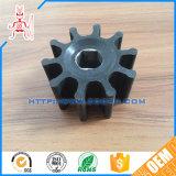 Haltbarer Silikon-Gummi-Antreiber mit Stahl- oder Messingkern