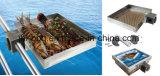 De mini Grill behoort tot u Vissersboot of het Jacht van de Luxe