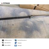 7 voeten van de Mens die de Olympische Staaf van het Gewicht opleiden 750 Pond Geschatte - Staaf Barbell voor Opleiding Corss - Weightlifting