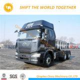 FAW 6X4 380HP Rhdのトラクターのトラックモータートラクター