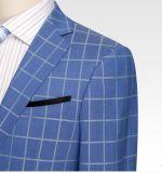 Великобританским костюм платья Плюс-Размера типа проверенный человеком