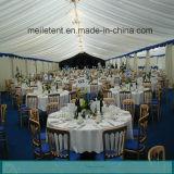 De mooie Witte Tent van de Partij van het Huwelijk van de Voering van het Dak voor Gebeurtenissen