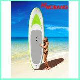 Kundenspezifische Absinken-Heftung aufblasbares Bodyboard mit Paddel für Verkauf
