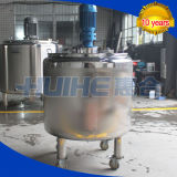 Colar 100-10000depósito de mistura (L) com o agitador