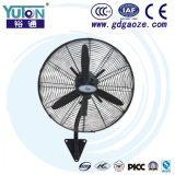 Yuton Drie het Opzetten van de Muur van de Sectie van de Snelheid Industriële Ventilator