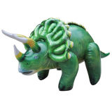 팽창식 만화 녹색 공룡 팽창식 광고 제품 (CT-044)를 판매하는 제조자