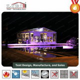 300 personas techo transparente de la marquesina de la boda claro Top