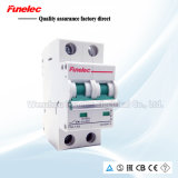 Hot Sale 2p 16A, 20A 1000Vcc mini-disjoncteur DC
