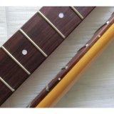 Remate de pescoço de guitarra Maple Canadian Handleed para Tele Guitar