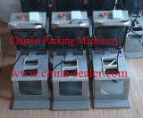 Máquina manual da selagem da bandeja do aferidor do calor do HS