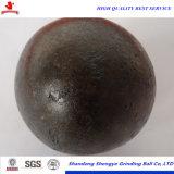 4 Zoll geschmiedete reibende Stahlkugel für Bergbau