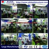 中国製鉄骨構造を処理するQ235