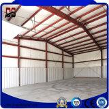 Рамка Prefabrication светлая стальная составляет здание