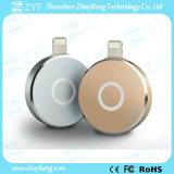 金属iPhone (ZYF1622)のための固体円形電光USB