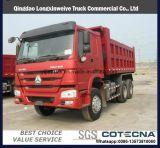 アフリカHOWO Dump Truck、6X4 HOWO Dumper Truck、20-30tons HOWO Tipper Truck